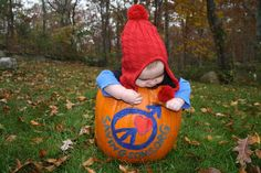 Peaceful Parenting Pumpkin Carving Contest
