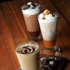 delicious lattes
