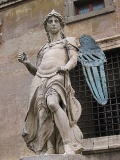 St. Michael the Archangel Castle Sant Angelo Rome