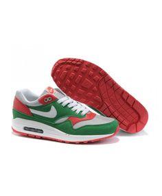 a2d450cc9903 Nike Air Max 1 MensOnline NIKE327 Green
