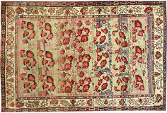 "Persian Hamadan, 4'8"" x 7' on OneKingsLane.com"