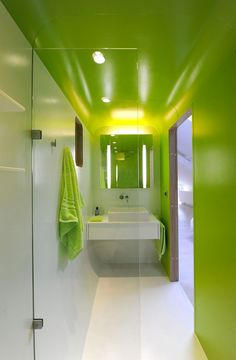 Bagno verde lime n.11