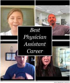 If you are looking for the best Physician Assistant career options then take a look at the information that we have for you. Find out what a Physician Assistant does. Where to find training and...