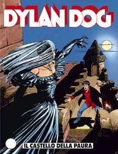 Dylan Dog - 106 - Il castello della paura - Scitum