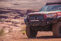 Expedition One RangeMax Tacoma front bumper