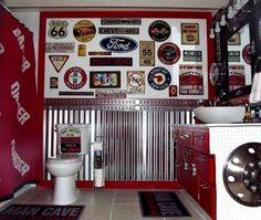 A Different Kind Of Man Cave Plumbersurplus Com