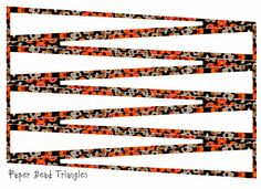Paper Jewelry, Beaded Jewelry, Paper Beads Template, Diy And Crafts, Paper Crafts, Paper Models, Printable Paper, Jewellery Display, How To Make Beads