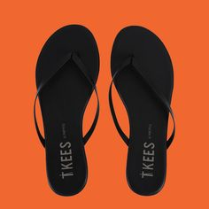 33010ccbb0bb6 Liners - Sable  tkees  liners Leather Flip Flops