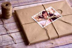 Así me despido con mis clientes. Sólo un hermoso hasta luego que incluye una parte de sus recuerdos de su boda impresos en un libro. Obviamente que sin el toque de una mujer (@jenilinmejia), no quedaría tan lindo.  ¿Qué tal?  Me gustaría saber sus opiniones 😊