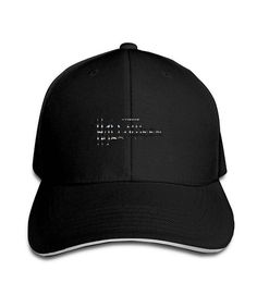 Black Happy Halloween With special effects fashioable Ontwerp Male's Baseball Caps