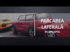 Doua metode pentru parcarea laterala (dreapta) - YouTube