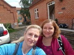 Vi starter fra Klosterpensionen i Viborg, beliggende klods op ad domkirken.