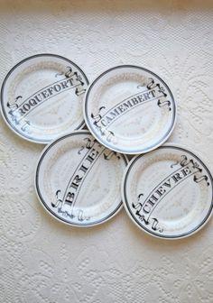 Bridal shower gift idea  http://shopruche.com/le-fromage-du-monde-plate-set-p-9120.html