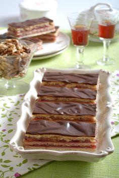 Czech Recipes, No Bake Desserts, Food And Drink, Pie, Design Patterns, Baking, Anna, Basket, Torte