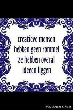 creative mensen