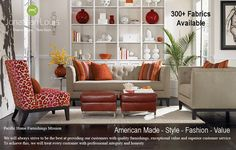 Pacific Furniture Gallery  - Seattle Furniture - Southcenter - Seattle's Solid Choice For Home Furnishings