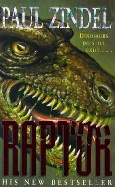 Paul Zindel - Raptor Middle School Books, Middle School English, Somerset College, College Library, Creepy Horror, English Reading, Reading Challenge, Book Recommendations, High School English