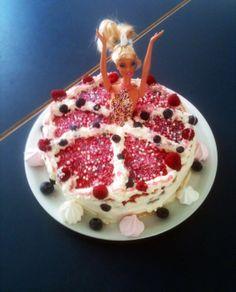 Barbie cake - Hybridablog