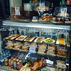 Deli Cafe, Bakery Cafe, Cafe Bar, Cafe Restaurant, Restaurant Design, Bakery Decor, Bakery Design, Cafe Design, Cafe Display