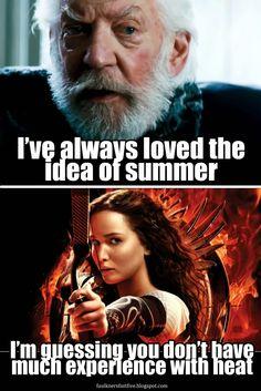 Faulkner's Fast Five | When Frozen Meets The Hunger Games Blogpost | 5 Fun Memes