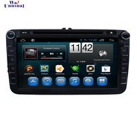 Newest Android 4.4 Car DVD Player for VW SHARAN(2010-11) for Volkswagen SCIROCCO(2008-11) for TRANSPORTER(T5)(2010-11) 8 inch