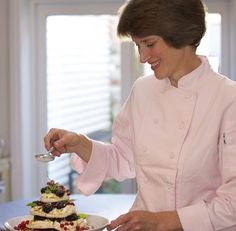 Former Royal chef Carolyn Robb on cooking for the Royals and her new cookbook.