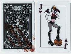 Pulp Horror Jack Playing Card (5)
