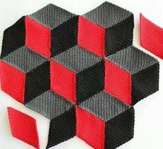 Crochet Star Stitch, Crochet Quilt, Crochet Blocks, Tapestry Crochet, Crochet Home, Crochet Motif, Crochet Puff Flower, Crochet Baby Dress Pattern, Crochet Purse Patterns