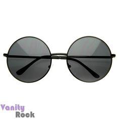 Óculos Redondo Retrô só R$19.90!!! ♥  Compre Online: www.vanityrock.com.br
