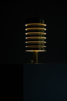 Hans-Agne Jakobsson table lamps model B-99 at Studio Schalling