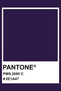 PANTONE 2695 C #pantone #color #PMS #hex Color Pad, Pms Colour, Colour Board, Pantone Colour Palettes, Pantone Color, Cv Design, Print Design, Pantone Matching System, Bold Colors