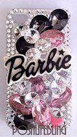Barbie Girl Bling Cell Phone case