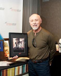 Héctor Elizondo with The Lonely Pixel http://etsy.me/q4S9zS