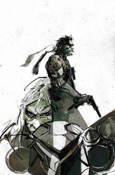 METAL GEAR SOLID: SONS OF LIBERTY #9
