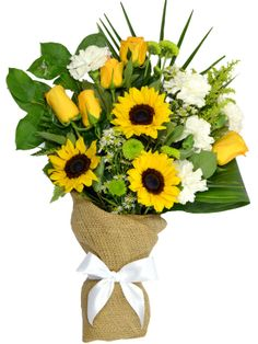 Lemonade | www.canaflora.ca | Free flower delivery anywhere in Canada