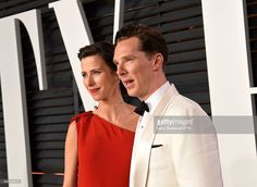 Director Sophie Hunter and actor Benedict Cumberbatch attend the 2015... News Photo   Getty Images