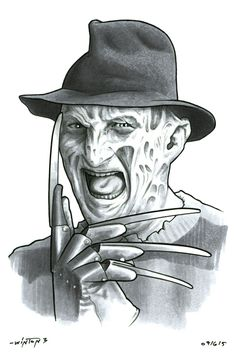 Freddy by ByronWinton