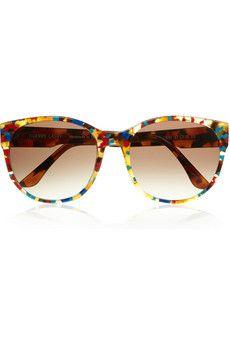 Thierry Lasry - Annalinny D-frame acetate sunglasses be2c003c77b0