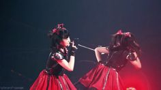 A sea of BabyMetal's Gifs (update every month) #Babymetal - #YuiMetal - #MoaMetal