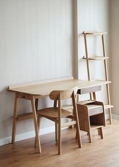 KITT Desk by Kittipoom Songsiri