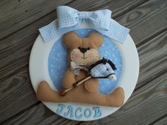 Boys+Nursery+Door+or++Wall+Decorations+by+LettersAndThings+on+Etsy,+$55.00