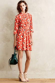 Another cute Anthropologie dress