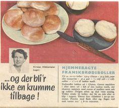 hjemmebagte franskbrødsboller