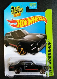 Hot Wheels  Nissan Skyline H//T 2000GT-X  E-167   #225 2014 1:64 Negro