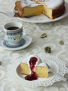 Dr Ola's kitchen: Condensed milk Cake. Kondensmilch Kuchen.
