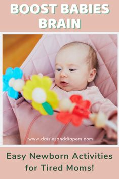 Newborn activities when mom is just tired Tummy time Ideas and things to do with your infant to Newborn activities when mom is just tired Tummy time Ideas and things to do with your infant to nbsp hellip Just Tired, Tired Mom, Newborn Activities, Learning Activities, Toddler Activities, Newborn Schedule, Baby Hacks, Mom Hacks, Baby Development
