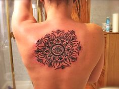 Sandra Burbul. Kaleidoscope Tattoo, Cambride, MA.