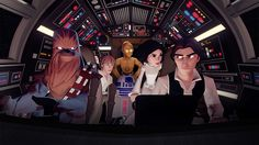 Disney Infinity 3.0: Star Wars Rise Against the Empire Review