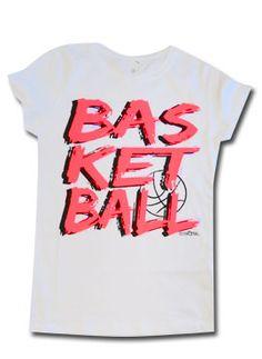 .NEON basketball Tee