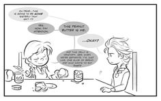 Trials of Elsa, Love is a finished Sandwich Part 3